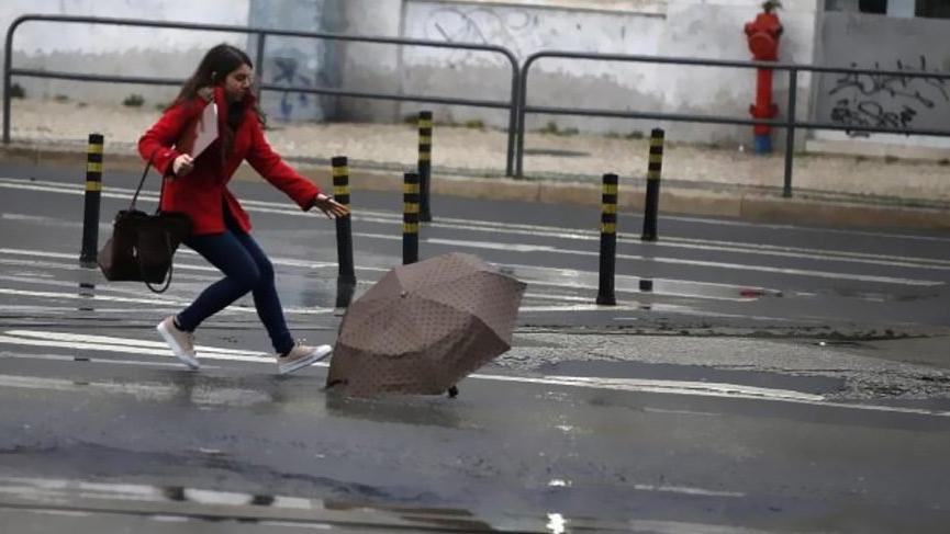 Son dakika... Ankara Valiliği'nden fırtına uyarısı