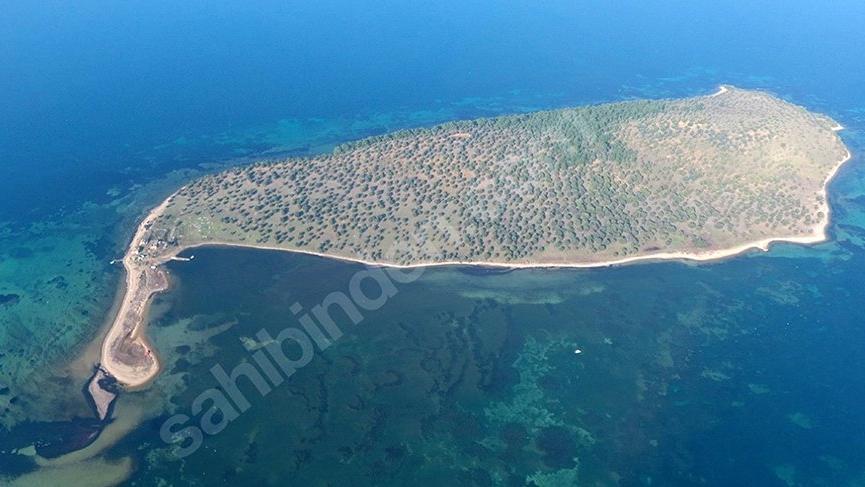 457 milyon TL'ye 5 ada satılık
