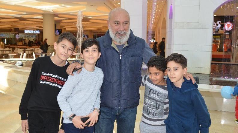 Mustafa Avkıran'ın her yaştan hayranı var