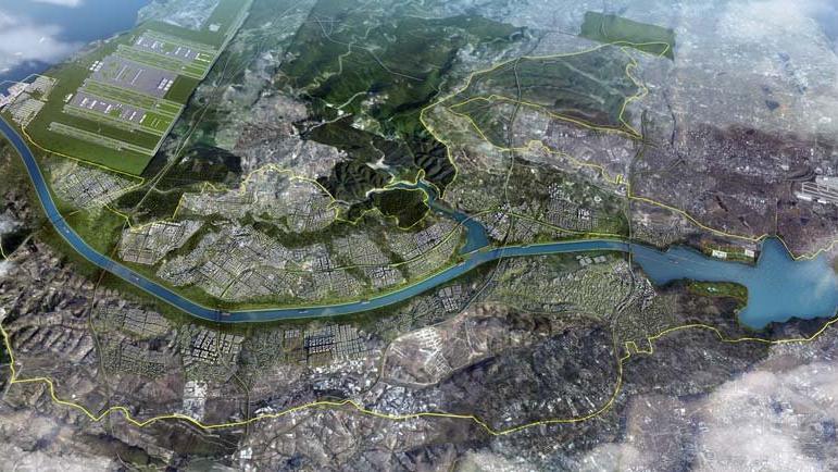 İşte Kanal İstanbul'un rant haritası