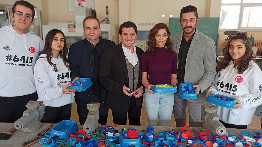 Kemal Balıbaş, sokak hayvanları için destek verdi
