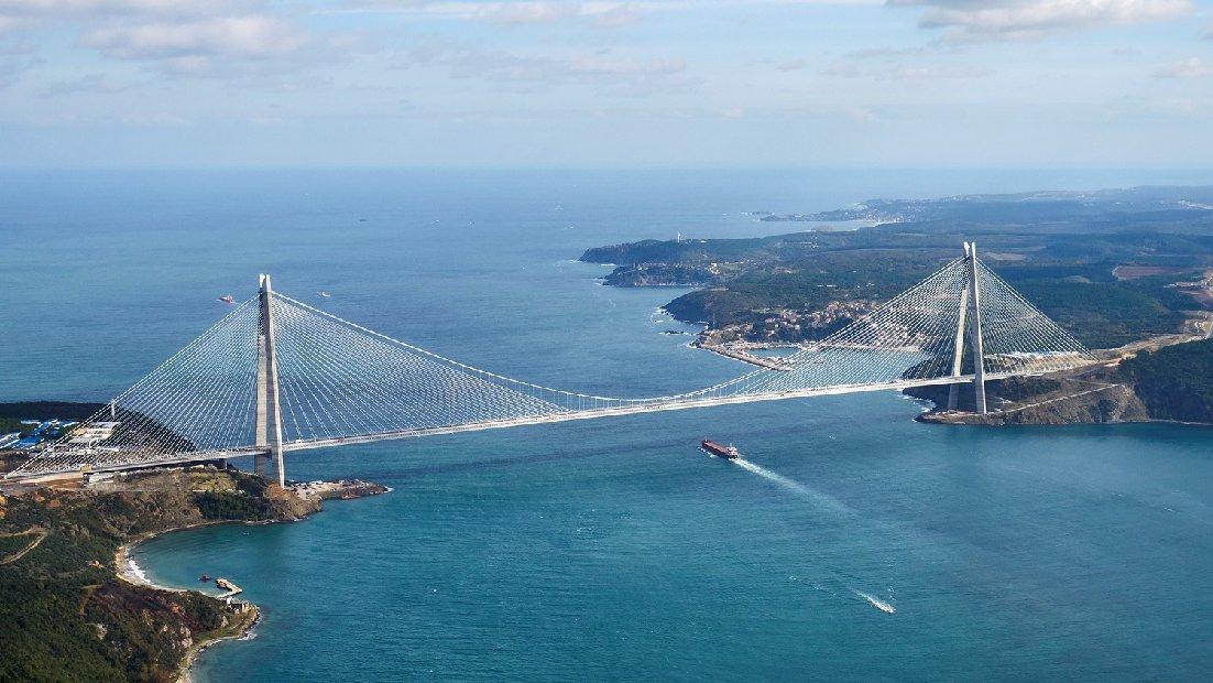 Üçüncü Köprü Çinlilere satılıyor
