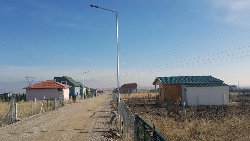 CHP'li belediye tarım arazisine yapılan villaları affetmedi