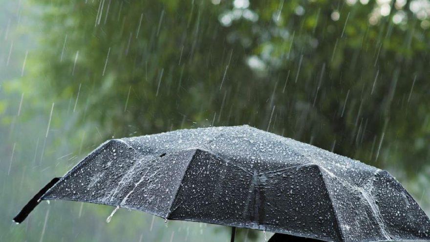 Adana ve Mersin için kuvvetli yağış uyarısı ile ilgili görsel sonucu