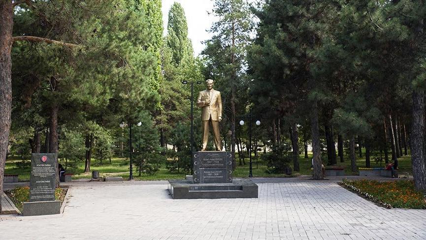 Bişkek'in oksijen deposu: Atatürk Parkı