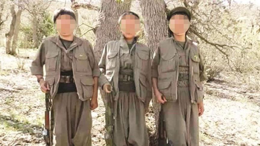 PKK'nın silahlandırdığı çocuklar Türkiye sınırındaki kampta tutuluyor