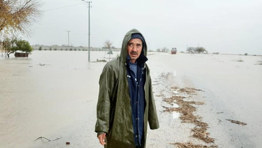 Adana üç gündür sular altında