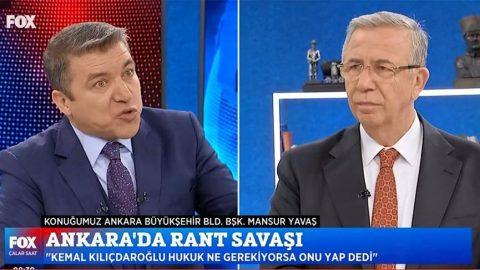 Mansur Yavaş: O avukatın belediyeyi nasıl talan ettiğini açıkça gördük