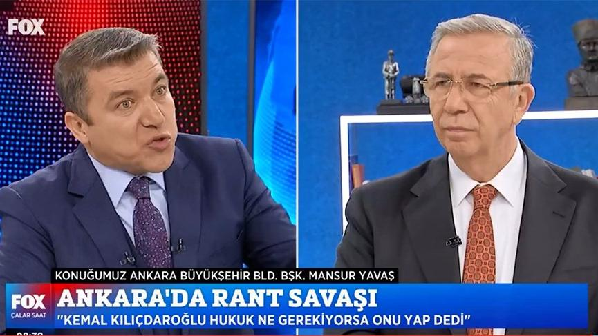 Mansur Yavaş Ankara'daki rant çetesini anlattı