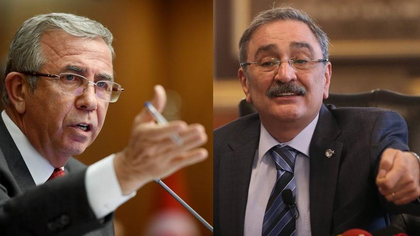 Mansur Yavaş'tan Sinan Aygün'e 2 ayrı tazminat davası