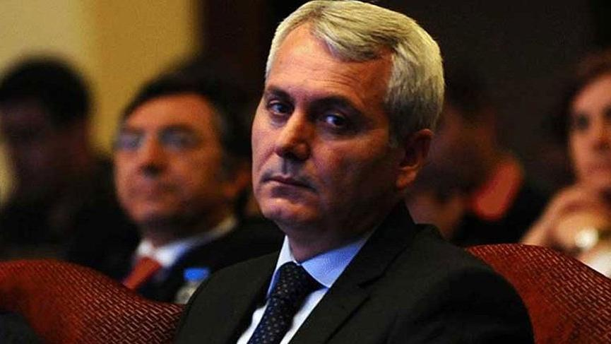 Eski HSYK Başkanvekili Hamsici'ye FETÖ üyeliğinden 2 yıl 6 ay hapis