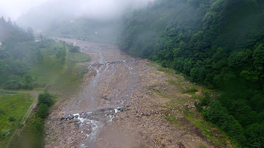 Türkiye'nin en çok yağış alan bölgesinde 'kuraklık' alarmı