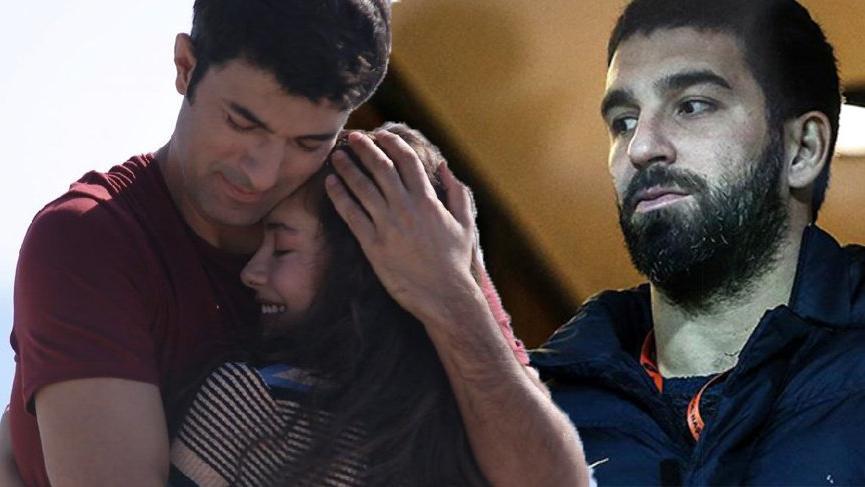 Sefirin Kızı dizisinde Arda Turan'a gönderme yapıldı
