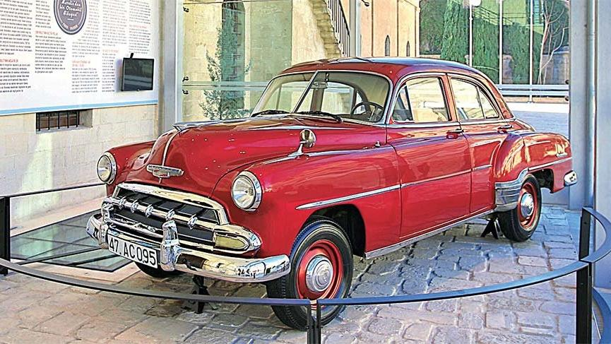 Mardin'den bir otomobil hikayesi