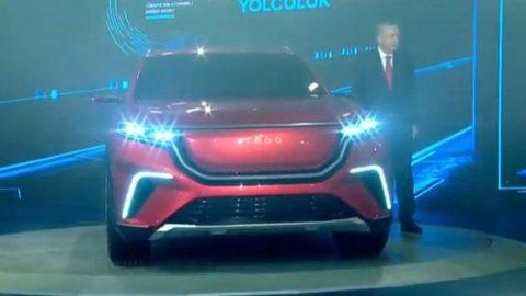 Yerli otomobil tanıtıldı! İşte Türkiye'nin yerli elektrikli otomobili...