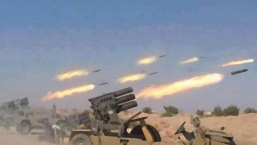 ABD askerlerinin bulunduğu üsse füze saldırısı!