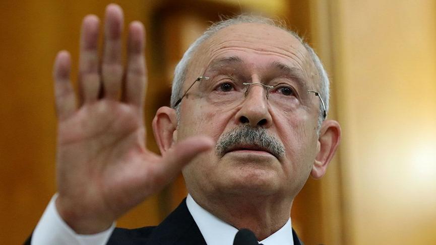 Kılıçdaroğlu'ndan Sözcü kararına sert tepki