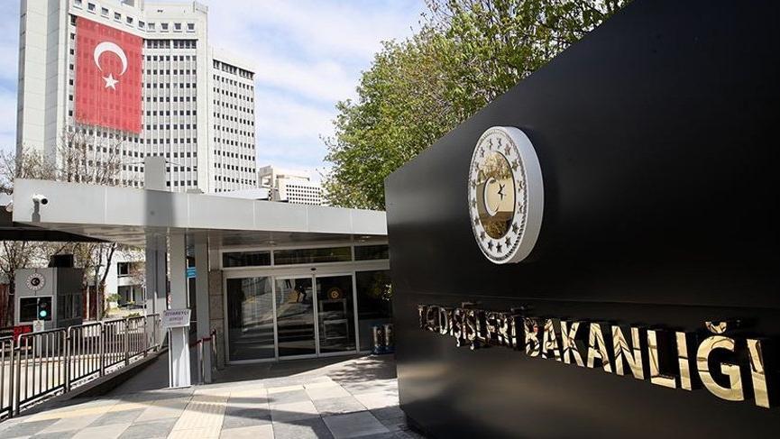 Türkiye'den ABD'nin skandal kararına çok sert tepki