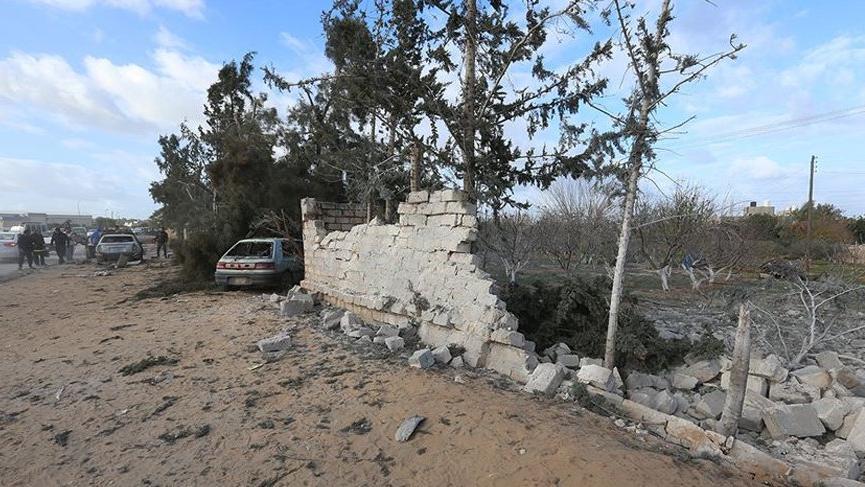 Libya'da Hafter güçleri sivillere saldırdı: 1 ölü, 6 yaralı