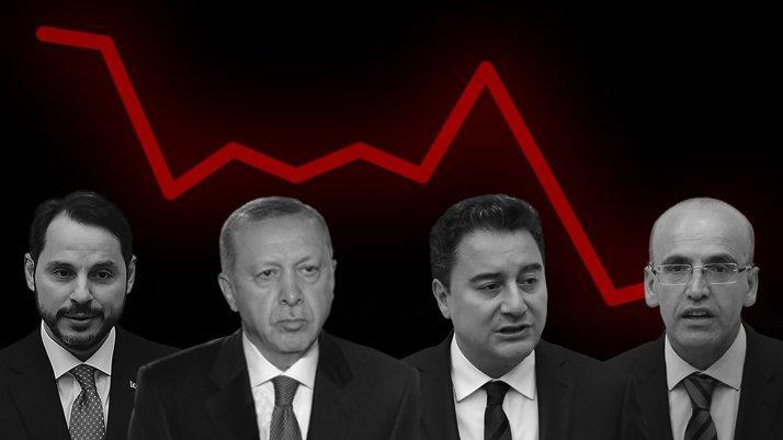Türkiye ekonomisinde 2010'lu yıllar: Görkemli yükselişten hızlı inişe!