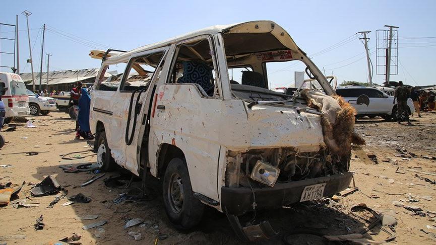 Somali'de bombalı saldırı: Ölenler arasında iki Türk de var!