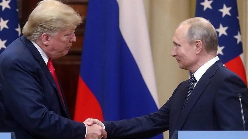 Putin'den Trump'a 'bilgi' teşekkürü!
