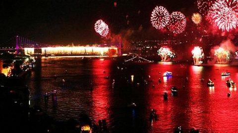 İstanbul'daki yılbaşı tedbirleri açıklandı!