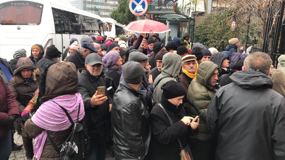 Yılbaşı öncesi Kanal İstanbul mesaisi