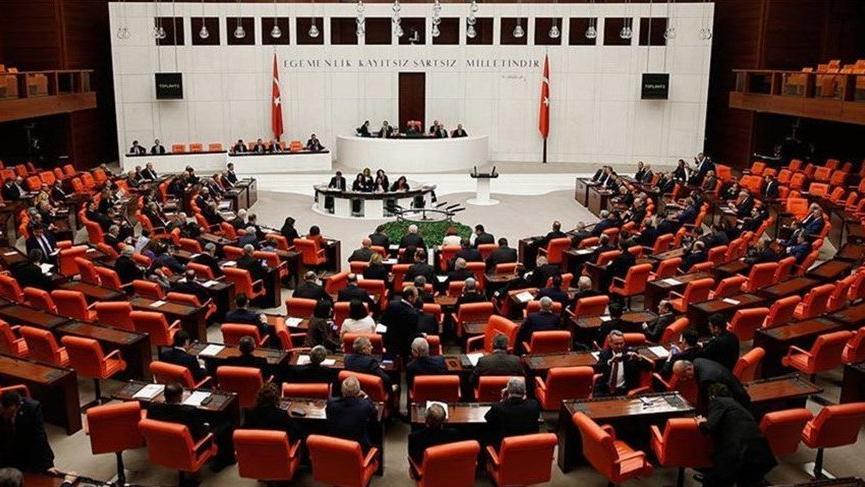 Son dakika... Libya tezkeresi Meclis'e sunuldu
