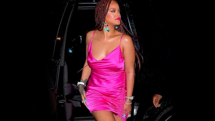 Rihanna, sevgilisi Hassan Jameel ile İstanbul'a geldi