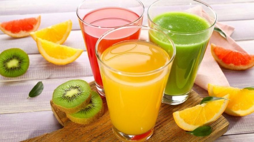 İşte sahte meyve suyunu anlamanın en kolay yolu