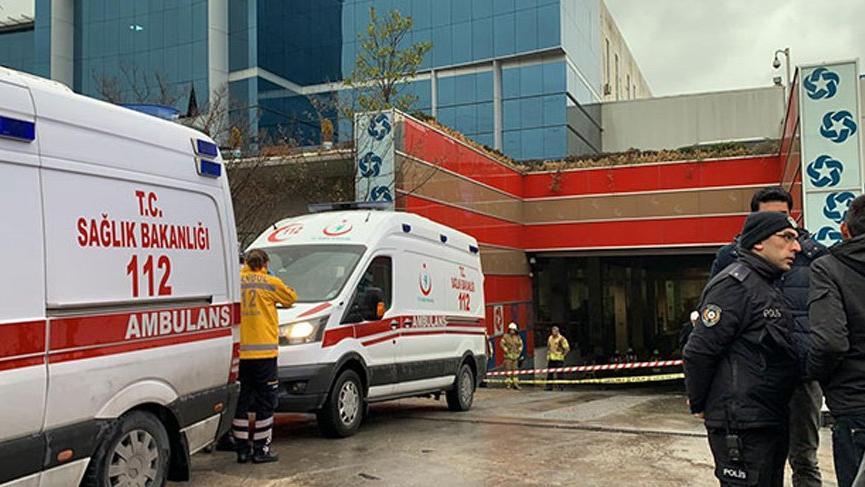 Ümraniye'de cam fabrikasında kazan patladı: 1 ölü 7 yaralı