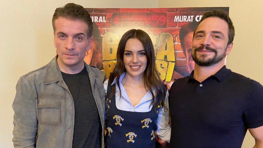 Baba Parası filminin oyuncuları Ahmet Kural, Murat Cemcir ve Yağmur Tanrısevsin ile keyifli bir röportaj