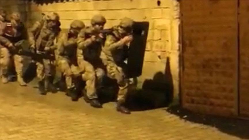 Yılbaşı öncesi 7 IŞİD'li yakalandı!