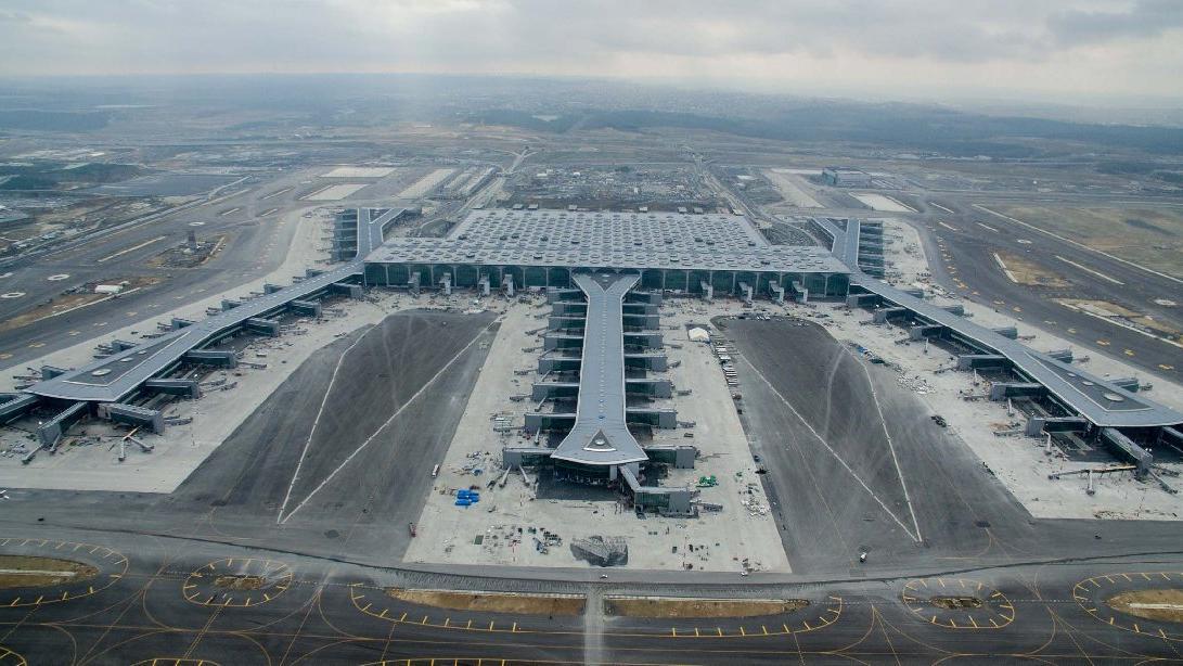 İstanbul Havalimanı'nda rötar rekoru!
