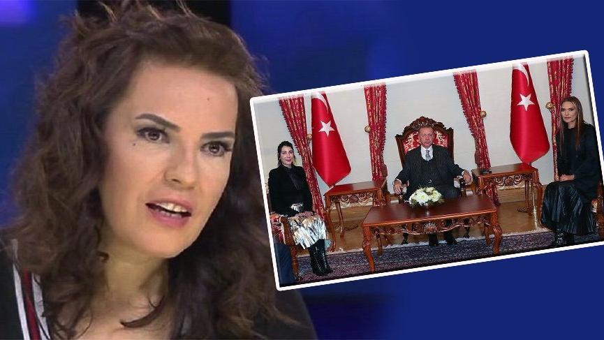 Yeşim Salkım'dan Hande Yener ve Demet Akalın paylaşımı