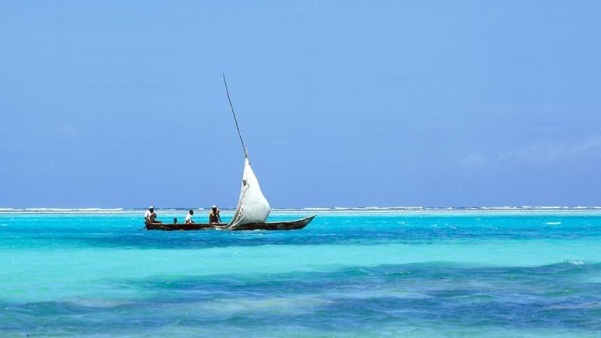Afrika'nın cazibe adası Zanzibar