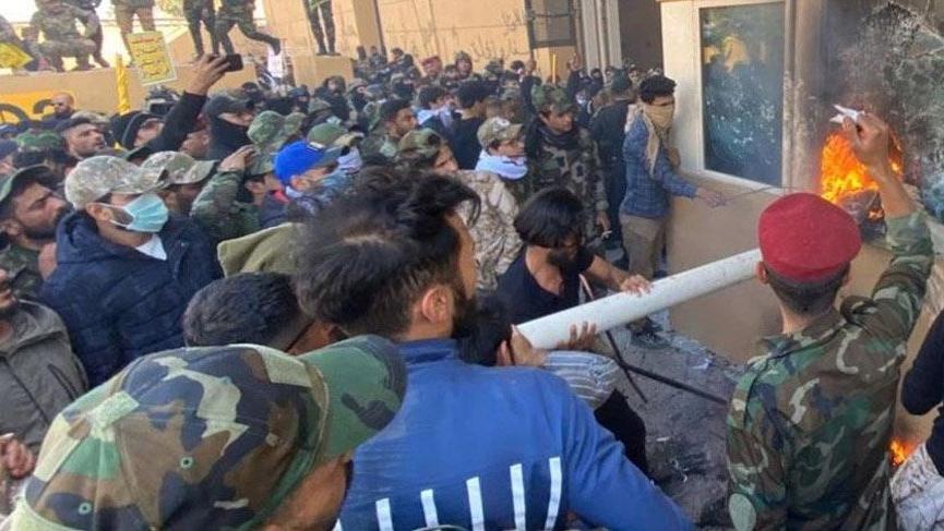Irak ordusundan ABD elçiliği açıklaması!