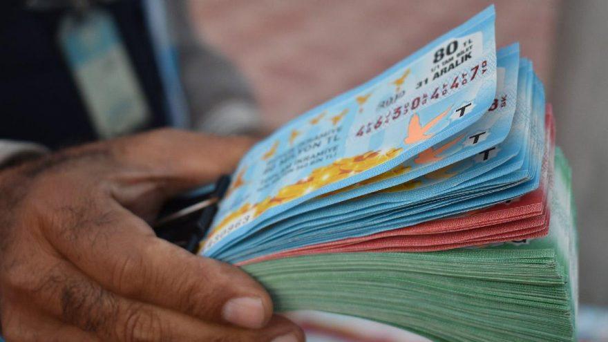 Amorti hangi rakamlara çıktı? Milli Piyango 2020 amorti numaraları sorgulama: Amorti kaç?