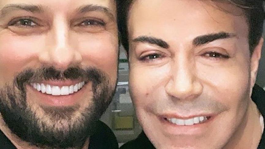 Fatih Ürek: '2020'nin ilk selfiesi Tarkan'dan geldi'