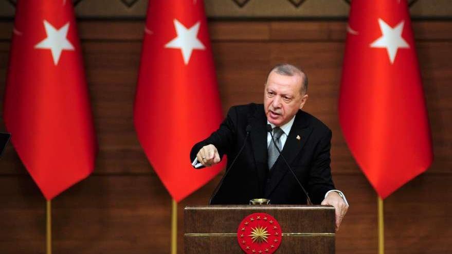 Cumhurbaşkanı Erdoğan'dan belediye başkanlarına uyarı