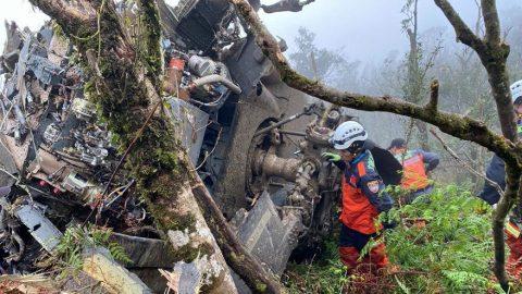 Tayvan şokta: Korkunç kazada genelkurmay başkanı öldü