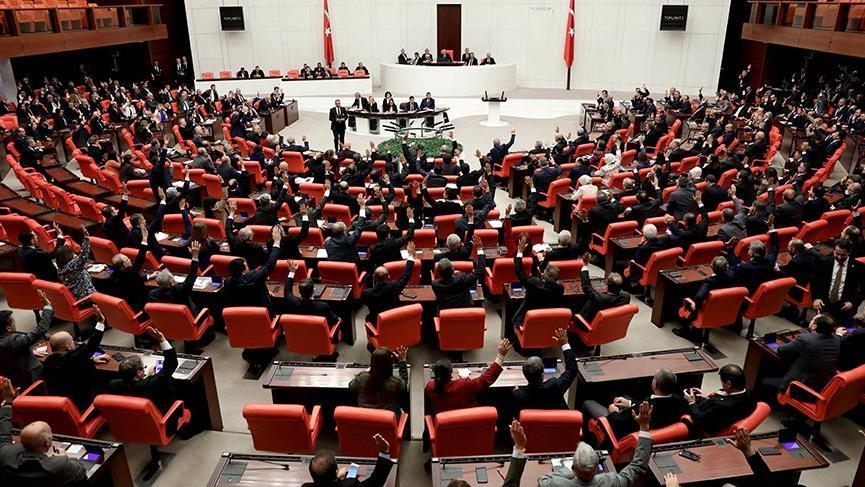 Son dakika... Libya tezkeresi Meclis'ten geçti!