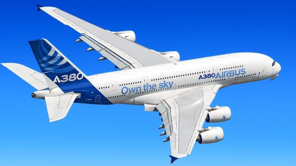 Airbus, Boeing'i geçti