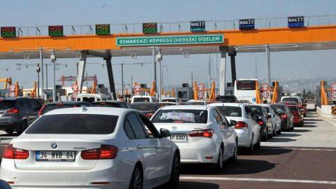 YSS ve Osmangazi köprülerine fazladan mı zam yapıldı?