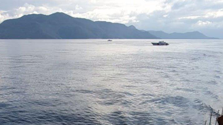 Fethiye açıklarında facia: 8 göçmen hayatını kaybetti