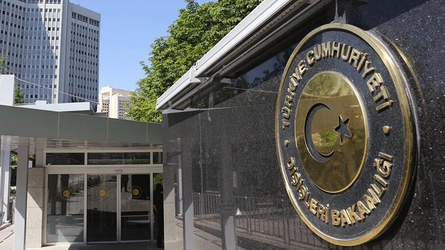 Dışişleri Bakanlığı: 'Kasım Süleymani'nin öldürülmesi bölgede istikrarsızlığı artıracak'