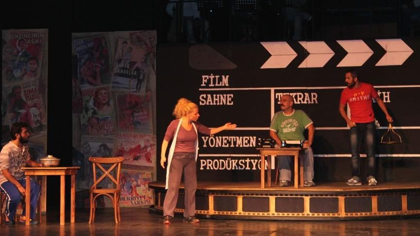 Devlet Tiyatroları'nda sarı zarf şoku