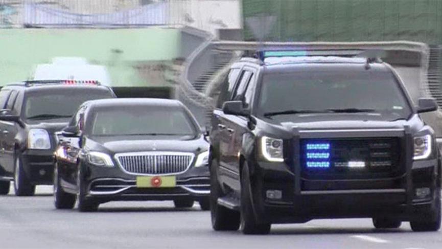 Dolmabahçe'de güvenlik toplantısı yapıldı