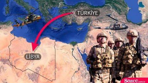 Libya nerede? Libya Türkiye'ye ne kadar uzaklıkta?